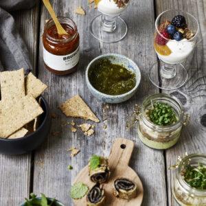 Mayo, Pesto, Paté og andre lækkerier
